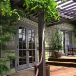 French Doors Pergola