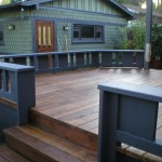 Craftsman Deck Design